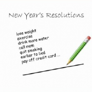 New Year's resolutions, propuneri